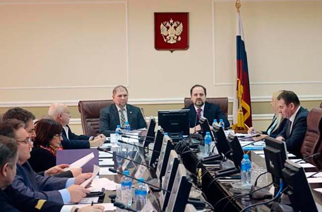 заседание Министерства