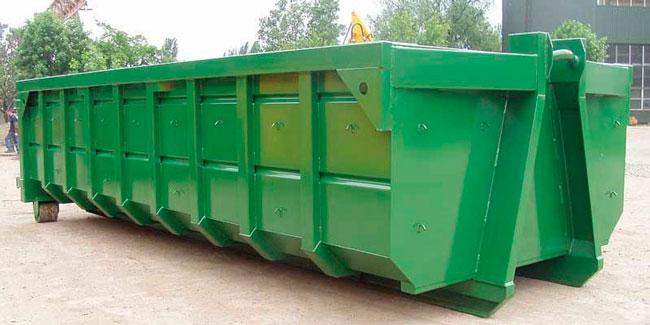 Контейнер для мусора 20 м3
