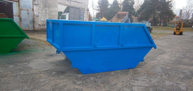 контейнер 10м3