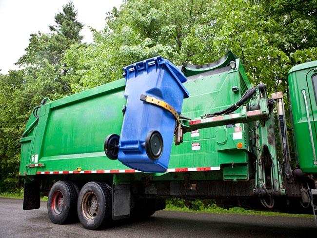 Вывоз мусора САО