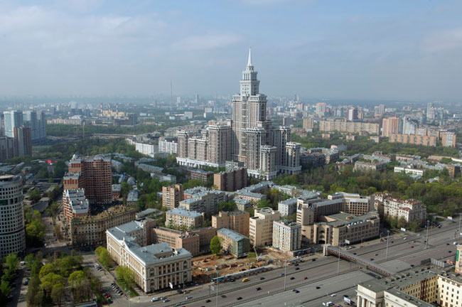 САО Москва