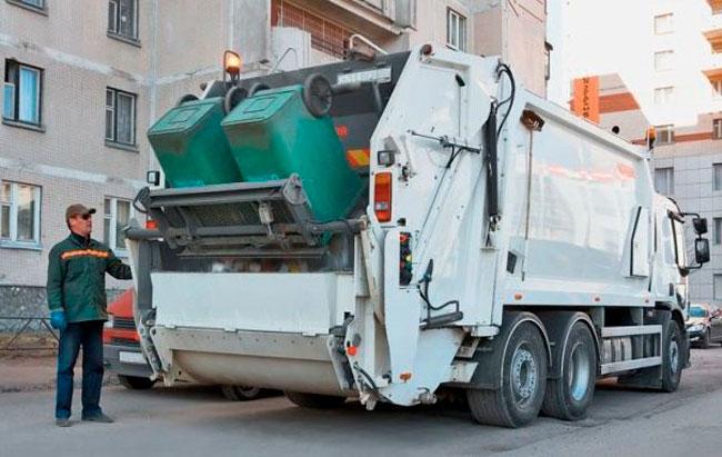 Вывоз мусора ЮВАО