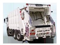 Транспорт для погрузки отходов