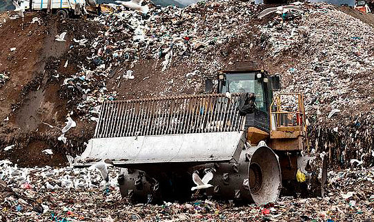 Использование контейнеров для вывоза строительного мусора